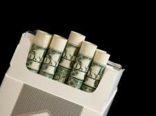 cigarettes dollars